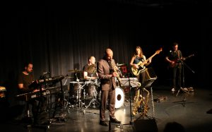 Theater Posa Simone Croes band