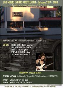 Jazz in de buurt Amstelveen