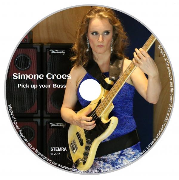 CD 1 Simone Croes Bass Player