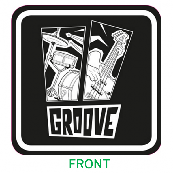 Groove coaster front