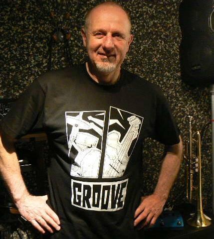 groove t-shirt Raymond